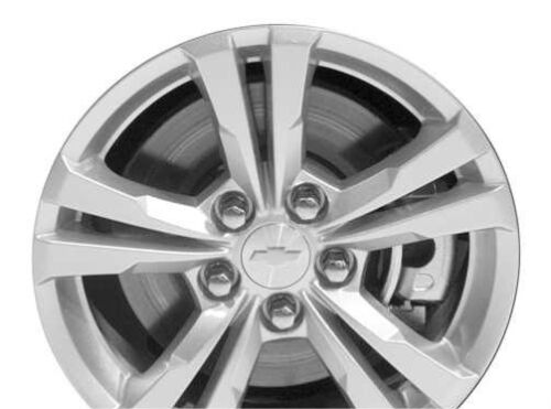 """2013 CHEVY EQUINOX 17/"""" CHROME WHEEL SKIN LINERS CENTER CAP INCLUDED 1"""