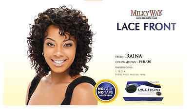 MilkyWay  Lace Front Wig - Raina 100% Human Hair