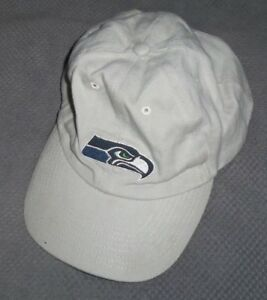 75273f3cb Image is loading NFL-AMERICAN-FOOTBALL-SEATTLE-SEAHAWKS-ADJUSTABLE-BASEBALL- CAP-