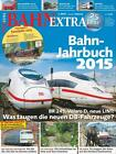 Bahn Extra 1/15: Bahn-Jahrbuch 2015 (2014, Taschenbuch)