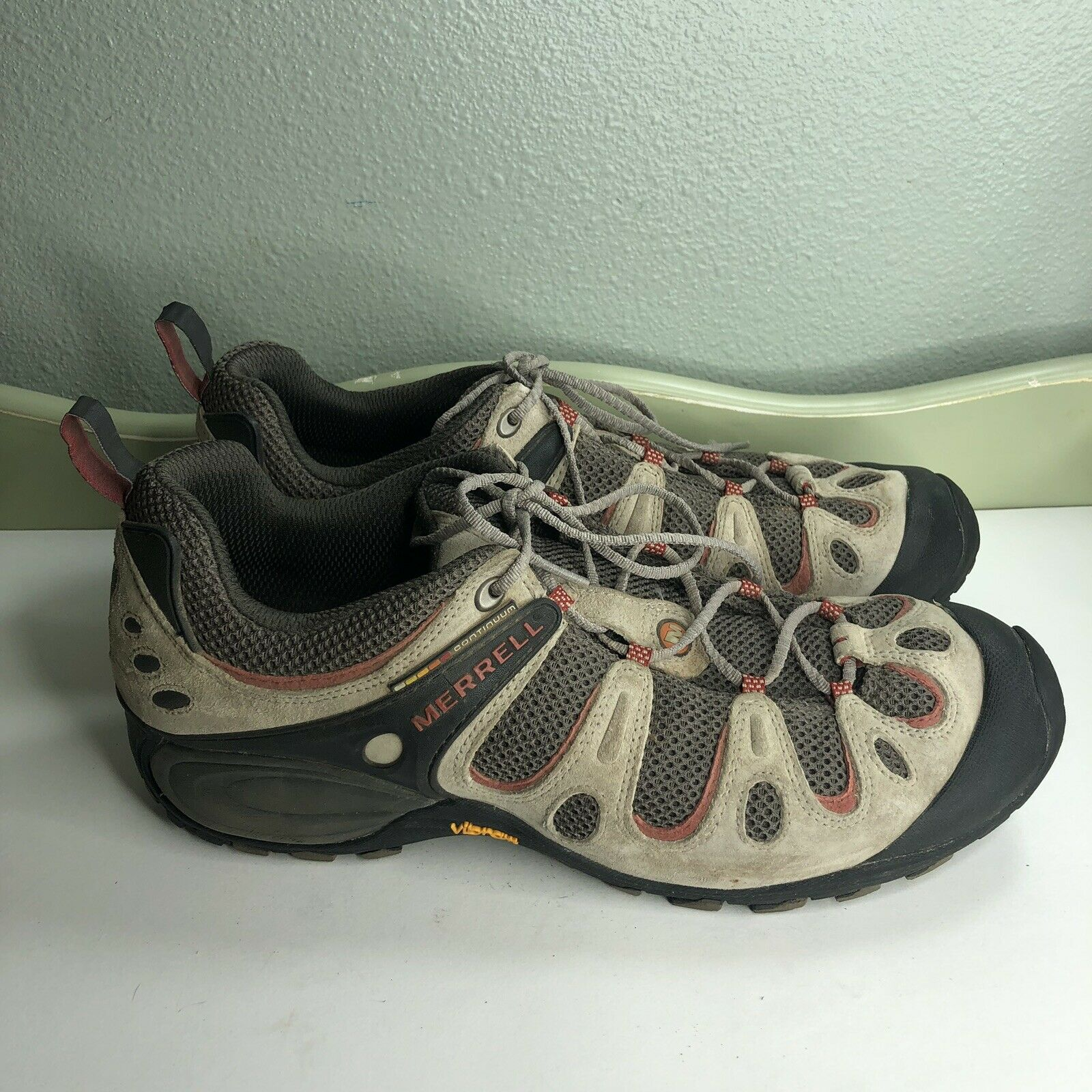 Merrell Chameleon Hiking scarpe Men Dimensione 14 Walking