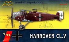Ardpol Models 1/72 HANNOVER CL.V German WWI Scout Bomber