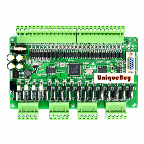PLC FX1N-40MT For Mitsubishi Industrial Control Board 24 into 16 out
