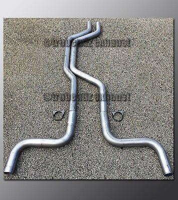 "2.5/"" Aluminized Steel Tubing 03-07 Honda Accord Mandrel Exhaust by TruBendz"