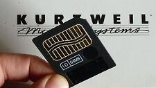 smartmedia for Kurzweil k2661 with KRZ analog sounds - synthesizer memory card