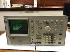 Hp 4145a Agilent Hewlett Packard Semiconductor Parameter Analyzer
