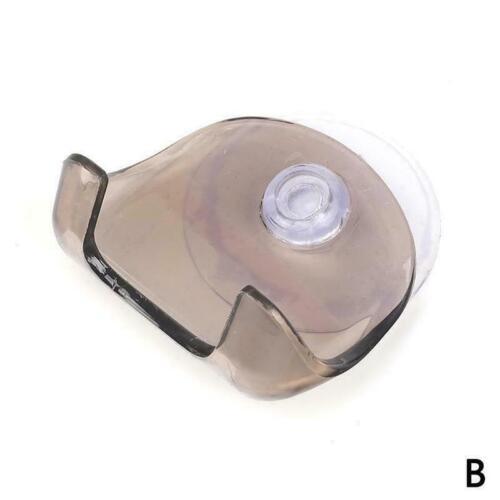 Shaver Toothbrush Holder Wall Suction Cup Hook Razor Bath//Washroom Storage V6T9