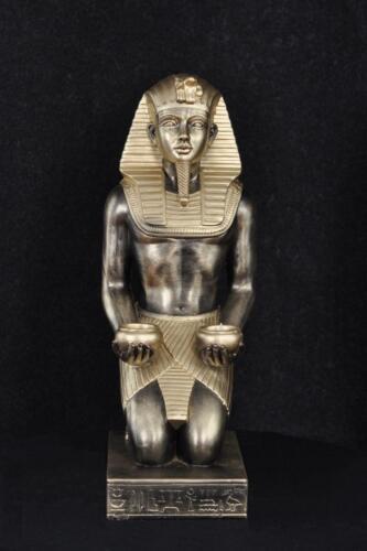 Design Ägypten Pharao Skulptur Tutanchamun Figur Skulpturen Figuren Dekoration