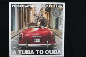 A Tuba to Cuba by Preservation Hall Jazz Band (Vinyl LP, 2019) MP3 code