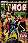 THOR ~ 272 COVER 24x36 COMIC ART POSTER Marvel John Buscema Irv Watanabe
