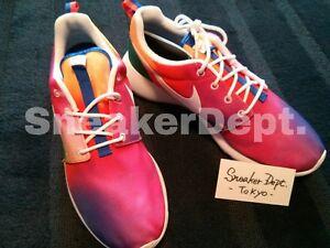 Run Tie Qs dye Nsw Roshe Rosherun Print 655206 Nike 2015 Ds 518 Tqw004H
