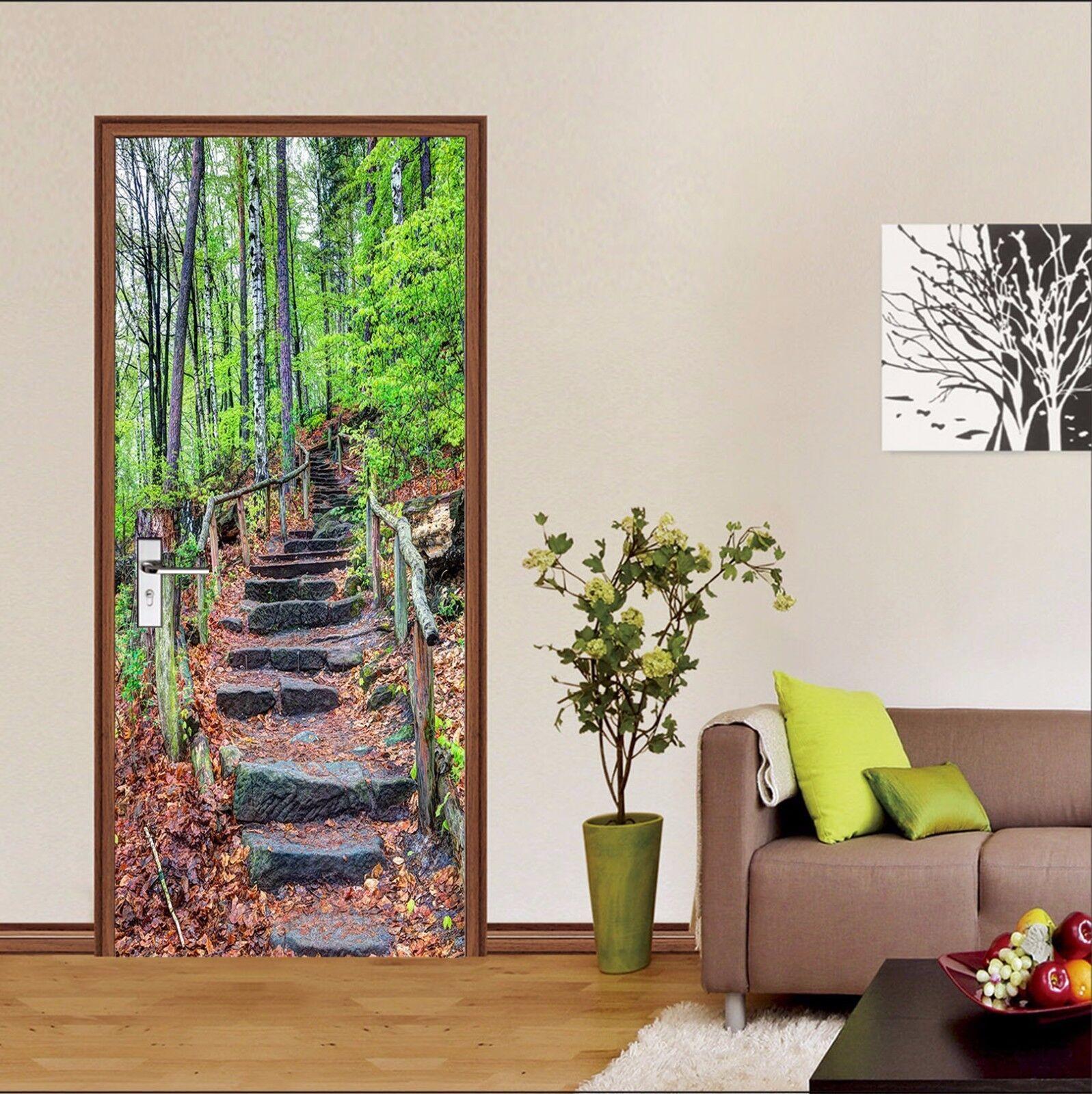 3D Schritte 760 Tür Wandmalerei Wandaufkleber Aufkleber AJ WALLPAPER DE Kyra | Ausgewählte Materialien  | Neue Sorten werden eingeführt  | Bestellungen Sind Willkommen