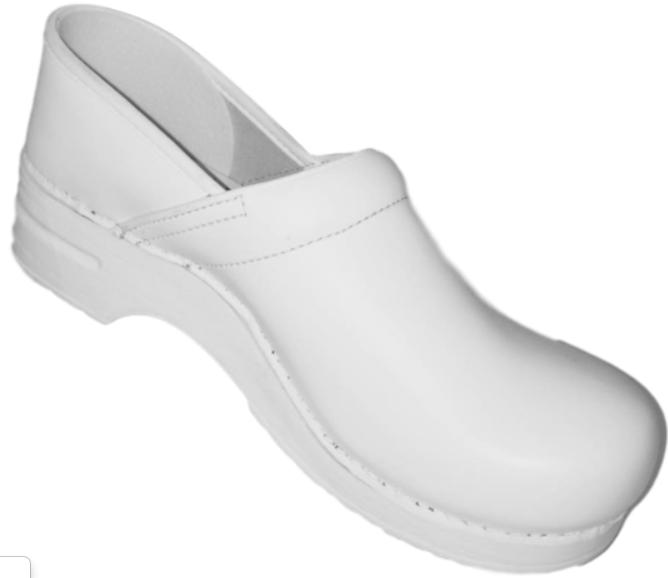 damen DANSKO PRO Classic Weiß Leather Clogs  schuhe Größe 42   Clogs US Größe 11.5 595cd1