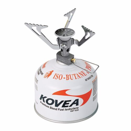 Backpacking Small Ultra light for Camping Kovea Flame Tornado Stove KB-1005