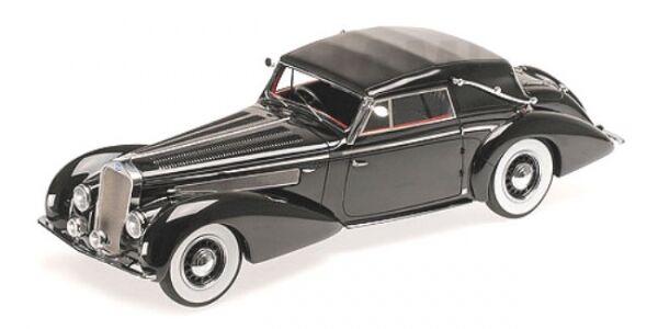 Delage D8- Convertible (negro) 1939