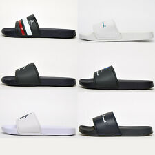HALF PRICE Penguin & Ben Sherman Sliders Comfort Slip On Summer Pool Sandals