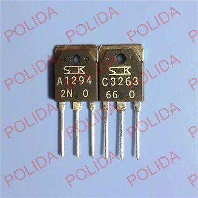 1pair OR 2PCS 2SA1294-O/2SC3263-O 2SA1294/2SC3263 A1294-O/C3263-O A1294/C3263