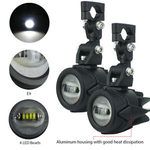 2Pcs-40w-LED-Motorcycle-Auxiliary-Fog-Light-Driving-Lamp-For-BMW-R1200GS-F800GS