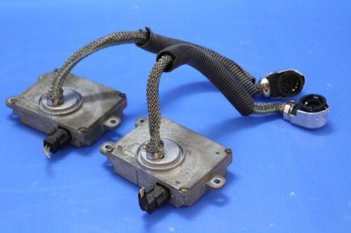 02-04 Nissan JDM Infiniti Q45 Xenon HID Ballast Control Module Unit OEM 1 PAIRS
