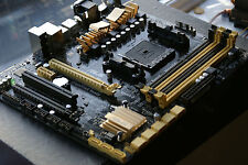 Asus A88XM-PLUS AMD Micro-ATX FM2+, AMD Motherboard, 8X SATA III, USB 3.1