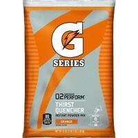 Gatorade Orange Instant Powder Drink Mix - - Makes 6 Gallons