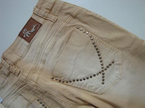 Mogul Jeans Kim used Summer Stretch Desert Beige w25 w27 w26 w28 w29 neuf