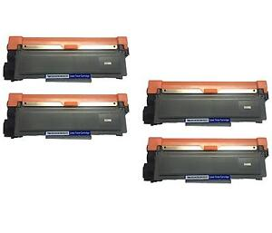 4-PK-NON-OEM-TONER-CARTRIDGE-BROTHER-TN-660-HL-L2360DW-HL-L2380DW-MFC-L2700DW