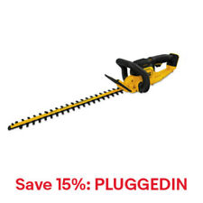 Dewalt 20v Max Li-Ion 22 In. Hedge Trimmer (Tool Only) DCHT820B New