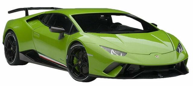 PEARL GREEN AUTOart 79154 LAMBORGHINI HURACAN PERFORMANTE 1//18 VERDE MANTIS