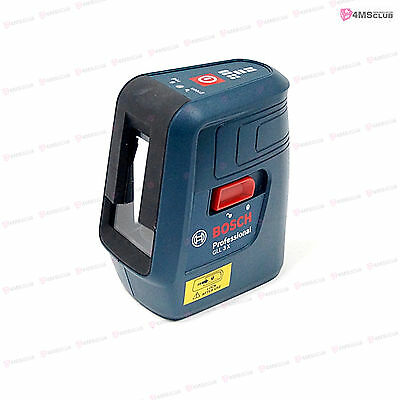 Brand New! Bosch GLL 3 X Professional Compact 3-line laser for indoor jobs