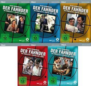 24-DVDs-DER-FAHNDER-STAFFEL-1-5-IM-SET-MIT-KLAUS-WENNEMANN-NEU-OVP