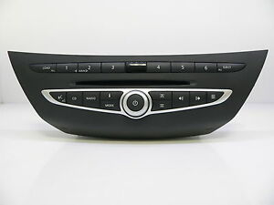 renault laguna 3 iii radio car audio autoradio 6cdc unit. Black Bedroom Furniture Sets. Home Design Ideas