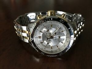 Tissot-PRS-200-Crystal-Saphire-Silver-amp-Gold-Wrist-Watch-for-Men-T067417