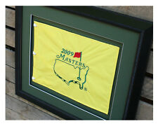 20x24 Black Flag Frame, blk-002, fits 13x17 Masters Golf Flag; flag not incl
