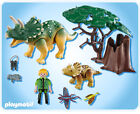 PLAYMOBIL 5234 Triceratops mit Baby