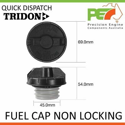 TRIDON FUEL CAP NON LOCKING FOR Nissan Pulsar N14 10//91-09//95 2.0L SR20DE