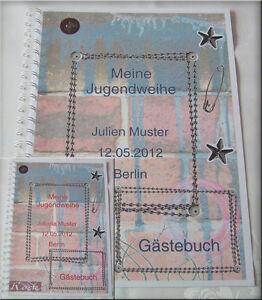 Gaestebuch-Jugendweihe-Jugendfeier-Graffiti-Rock-Geschenk-Eltern-Grosseltern