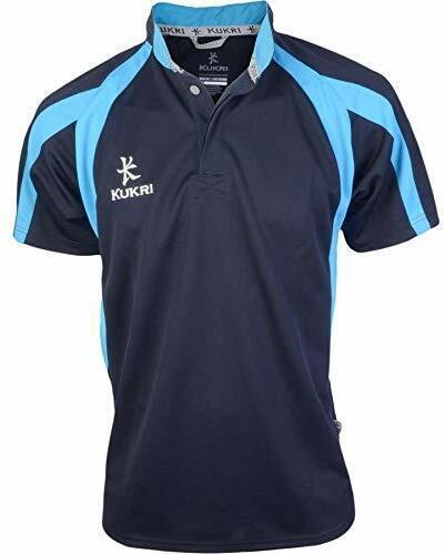 Kukri Men/'s Rugby Jersey New Navy//Blue