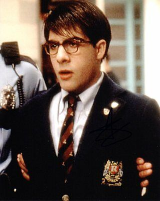 Jason Schwartzman Rushmore Autographed Signed 8x10 Photo Coa 2 Ebay