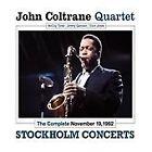 John Coltrane - Complete Stockholm Concerts (Live Recording, 2011)