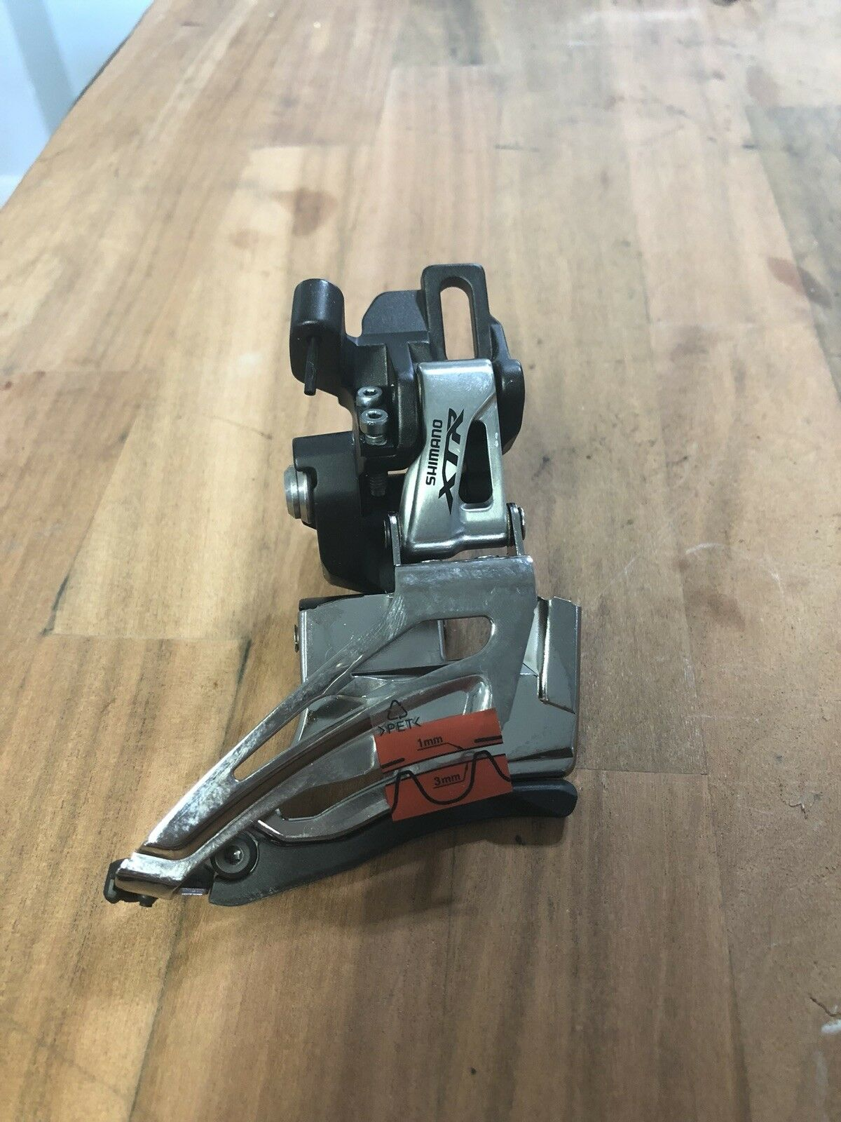 NEW Shimano XTR Double Direct Mount Front Derailleur-2 X 11 Speed