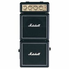 Marshall MS-4 Black Portable Micro Amplifier Speaker For Electric Guitar