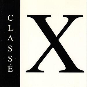 Classe-X-CD-Classe-X-France