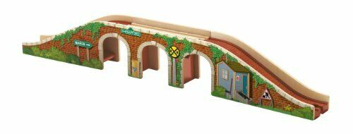 Thomas  Friends Wooden Railway Modular Bridge