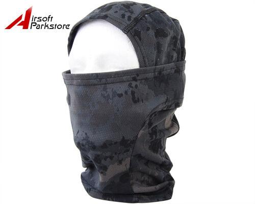 Tactical Outdoor Ski Quick-drying Hood Balaclava Full Face Mask Typhon Kryptek