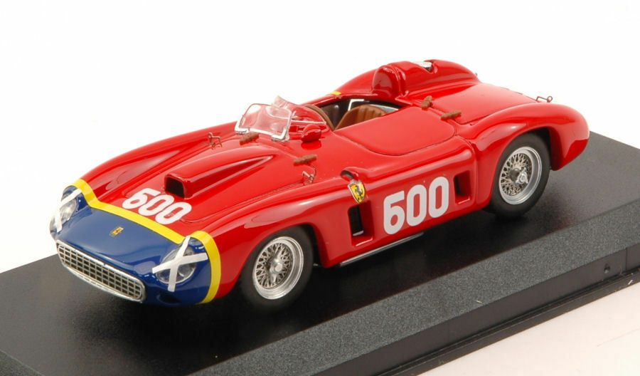 Ferrari 290 mm th Mille Miglia 1954 J.M. Fangio 1 43 Model 0339 Type Model