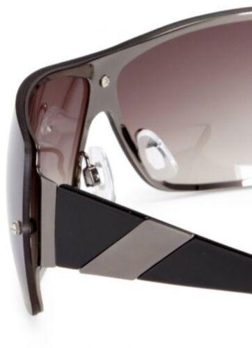 Hommes Eyelevel Detroit Rétro Visière enrouler autour de 100/% UV Lunettes de soleil Noir Lentilles