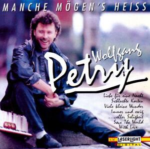 """WOLFGANG PETRY """"Manche mögens heiss"""" - Rostock, Deutschland - WOLFGANG PETRY """"Manche mögens heiss"""" - Rostock, Deutschland"""