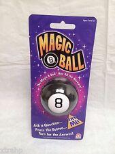 Small Mini Magic 8 Ball Mattel Lucky Billard Eight Ball FREE U.S. SHIPPING