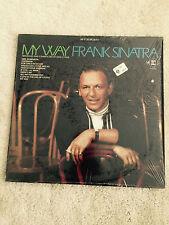 "Frank Sinatra My Way Reprise 1029-STEREO 33 RPM POP MINT 33RPM LP 12"" 1960 JAZZ"